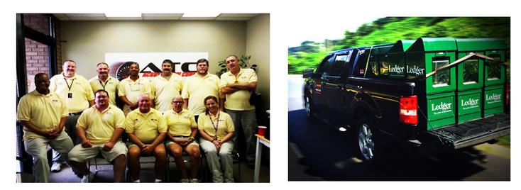 ATC Courier Services Team