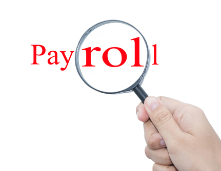 Courier Payroll Delivery